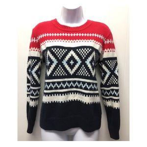 Nautica | Diamond Thick Warm Sweater Like New